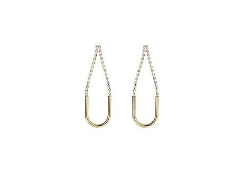 Merx Sofistica Earring Gold