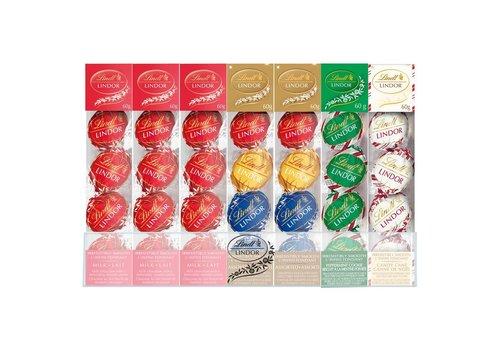 Lindt Lindor Ornament Mixed Chocolates 60g