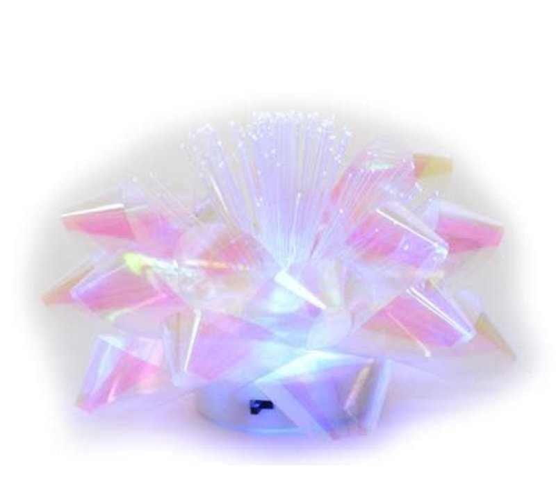 """LED Color Changing Bow 4"""""""