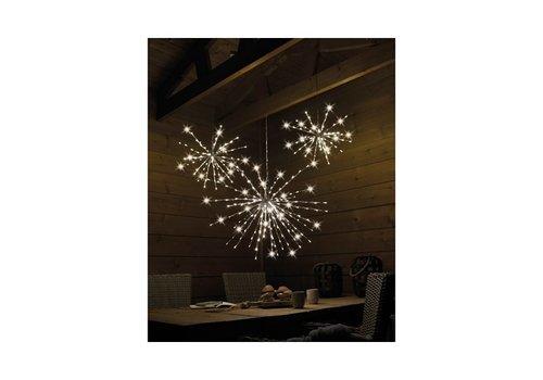 "Kaemingk LED Polestar Flashing Outdoor Light 17""-60L"