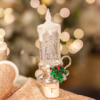 Glenhaven Home & Holiday Shimmer Candle Night Light