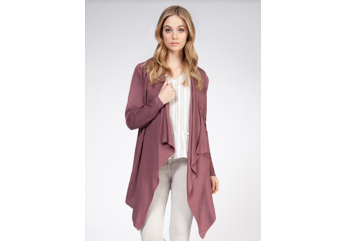 Dex Waterfall Sweater Cardigan