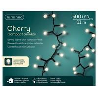 LED Cherry Lights Warm White 36ft-500L