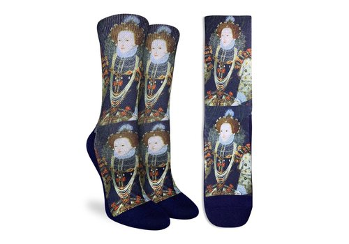Good Luck Sock Women's Queen Elizabeth I Socks