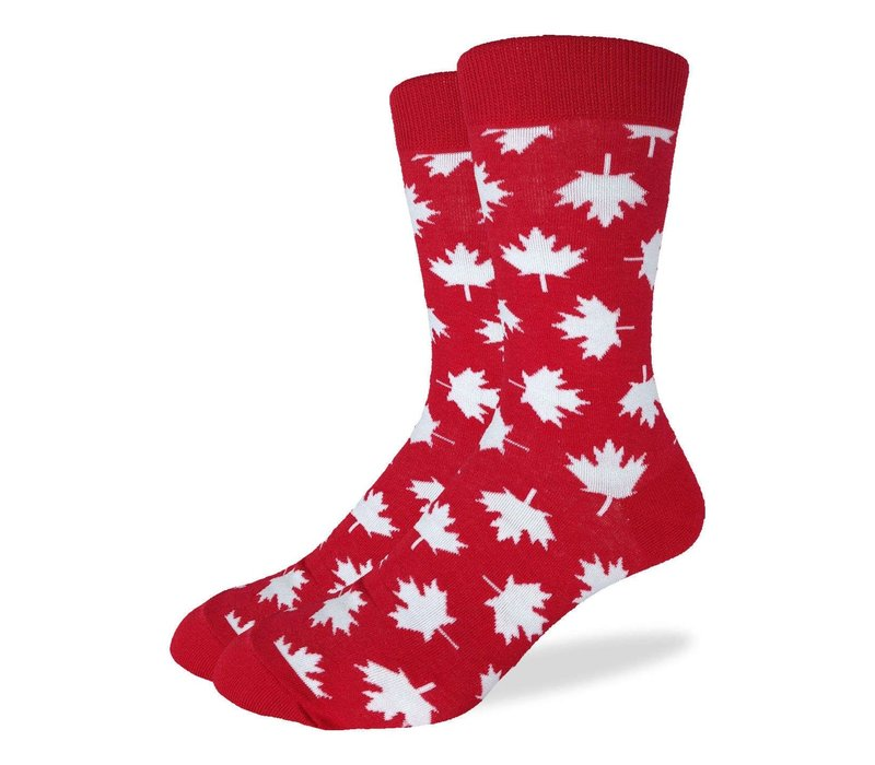 Men's Canada Maple Leaf Socks