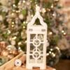 Glenhaven Home & Holiday Lantern White