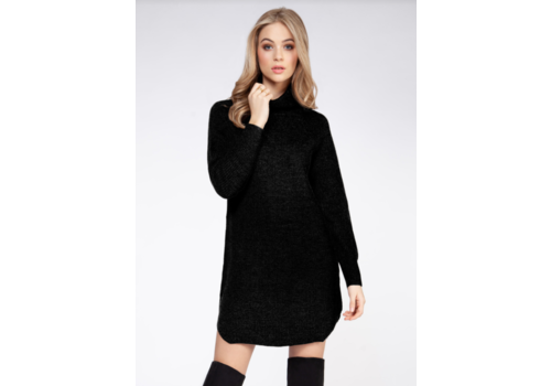 Dex Turtleneck Sweater Dress