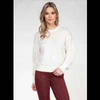 Long Sleeve Pearled Sweater