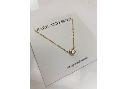 Park & Buzz Juliette Necklace