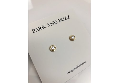Park & Buzz Juliette Studs