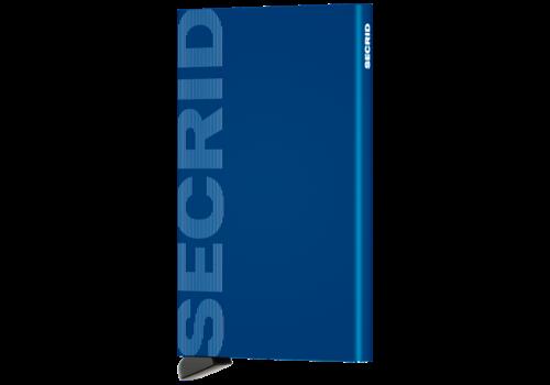 SECRID Card Protector Laser Logo