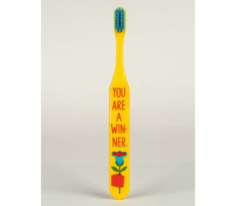 You're A Winner Toothbrush