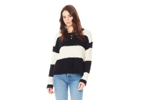 Saltwater Luxe Drop Shoulder Sweater