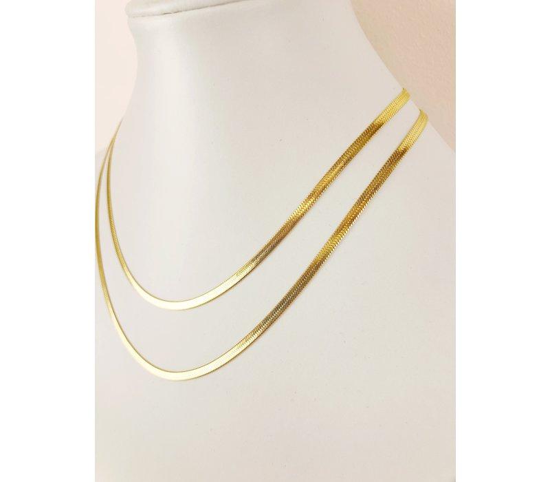 Herringbone Chain 3mm
