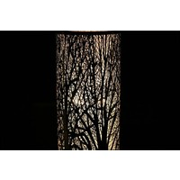 """Silver Forest Touch Sensor Lamp 11""""x20"""""""