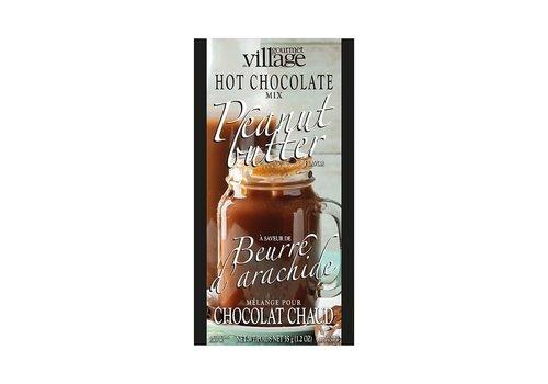 Gourmet Du Village Mini Hot Chocolate Peanut Butter