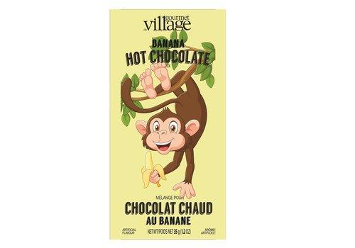 Gourmet Du Village Mini Hot Chocolate Monkey Banana