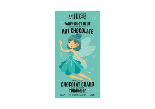 Gourmet Du Village Mini Hot Chocolate Fairy Dust