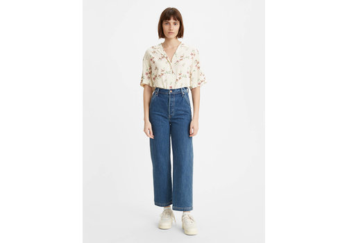 Levi's Ribcage Straight Ankle Utility