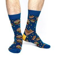 Men's Burgers & Hotdogs Socks