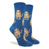 Women's Hello Sloth Socks