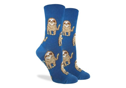 Good Luck Sock Women's Hello Sloth Socks