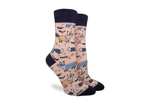 Good Luck Sock Women's Fox Socks
