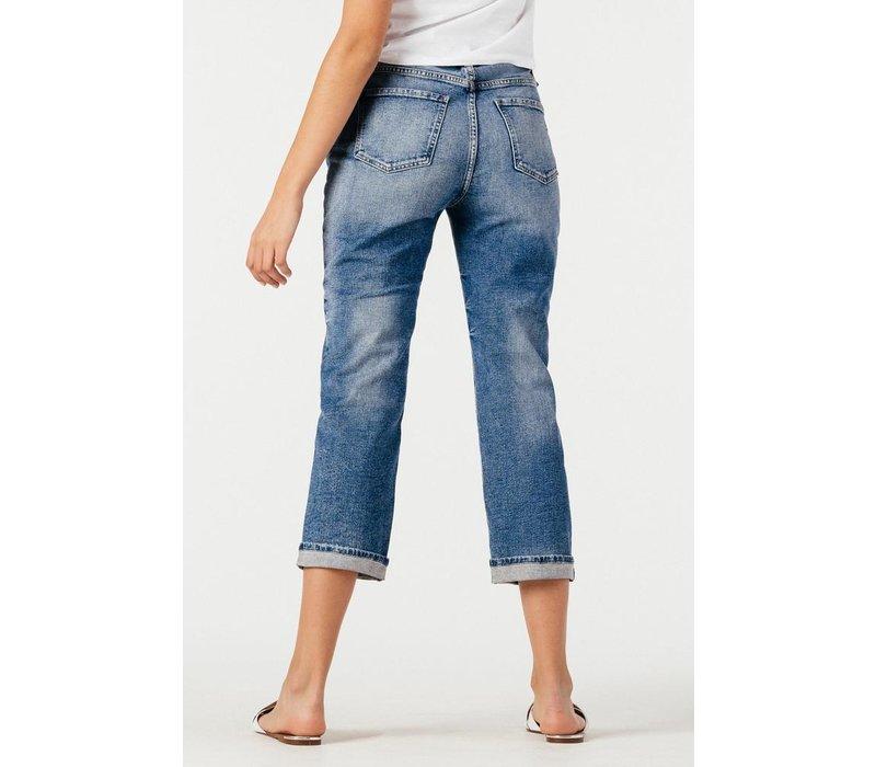 Highland High Rise Boyfriend Jeans