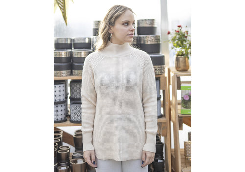 RD Style Knit Turtleneck Sweater