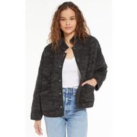 Camo Maya Quilted Jacket