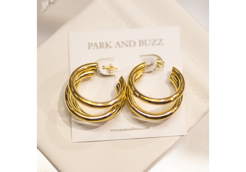 Park & Buzz Broadway Hoops