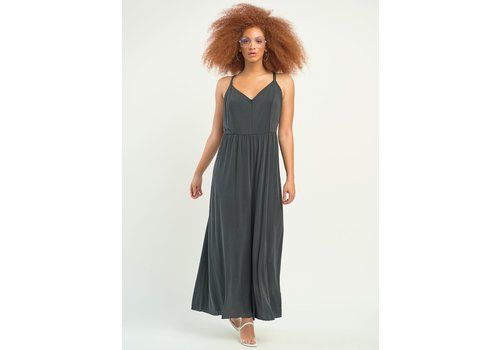 Dex Panelled Wide Leg Jumpsuit