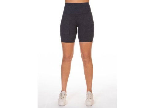 Dex Textured Biker Short
