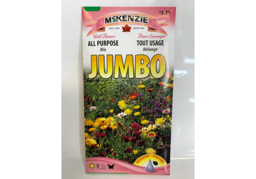 McKenzie All Purpose Wildflower Mix J