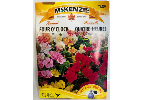 McKenzie Four O'Clock Mix