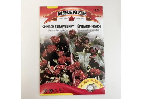 McKenzie Spinach Strawberry
