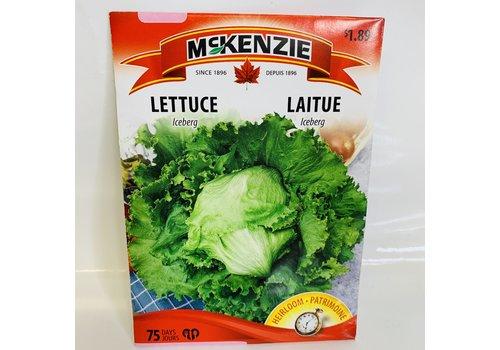 McKenzie Lettuce Iceberg