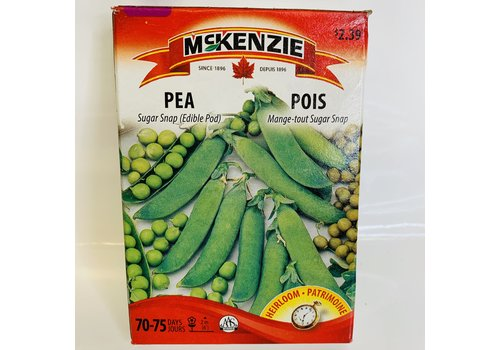McKenzie Pea Sugar Snap Edible Pod