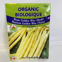 Bean Golden Wax (B) Organic