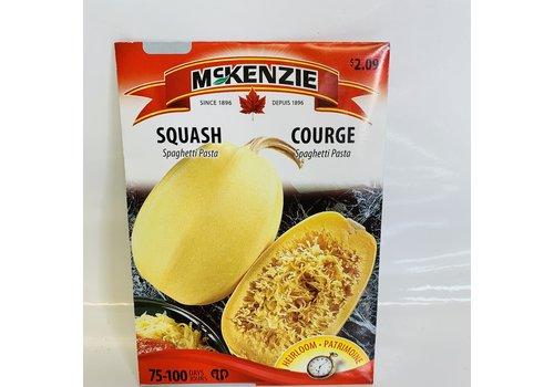 McKenzie Squash Spaghetti Pasta
