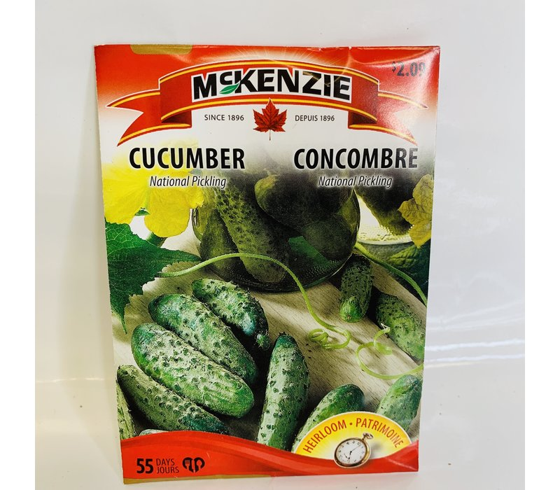 Cucumber National Pickling