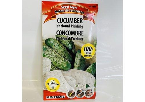 McKenzie Cucumber National Pickling ST