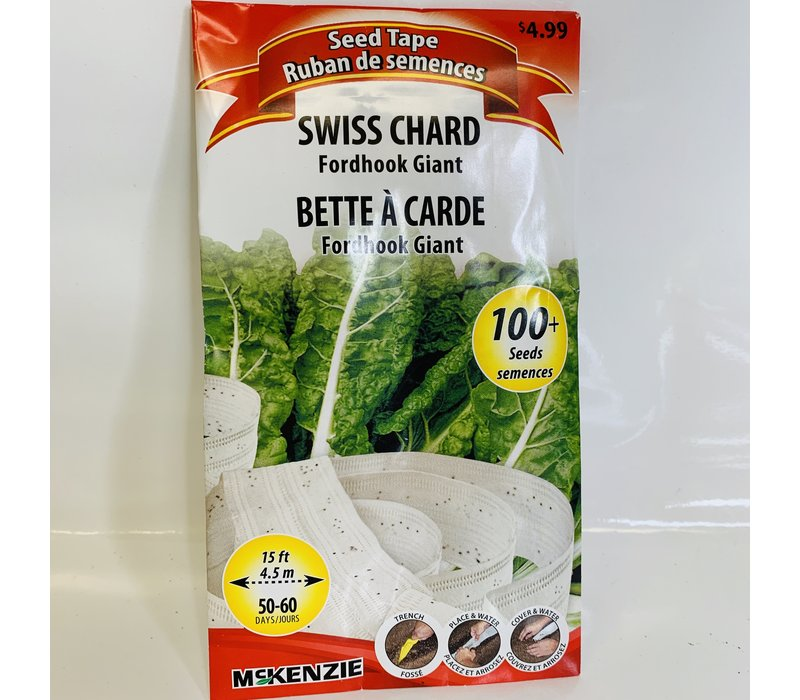 Swiss Chard Fordhook Giant ST