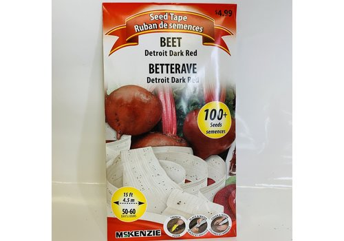 McKenzie Beet Detroit Dark Red ST