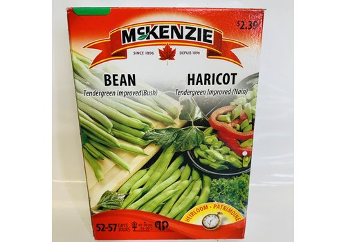 McKenzie Bean Tendergreen Improved (B)