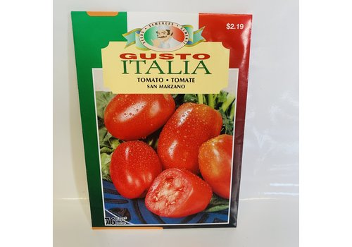 McKenzie Tomato San Marzano