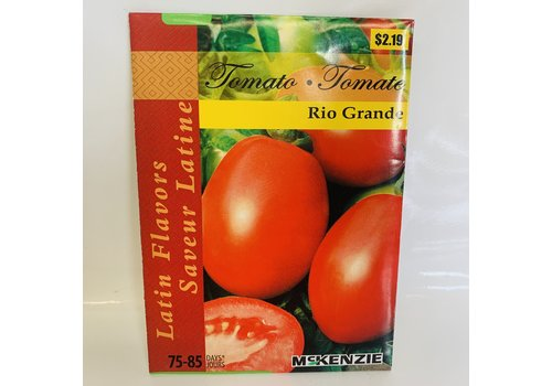 McKenzie Tomato Rio Grande