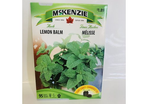 McKenzie Herb Lemon Balm