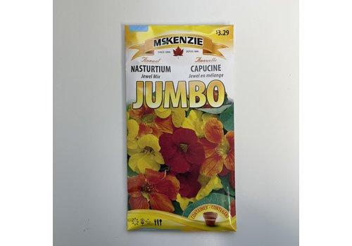 McKenzie Nasturtium Jewel Mix J
