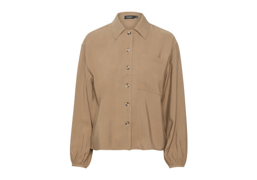Soaked in Luxury Enid Shirt Jacket